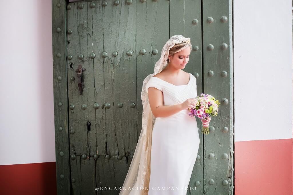 Vestidos novia carmen maza sevilla